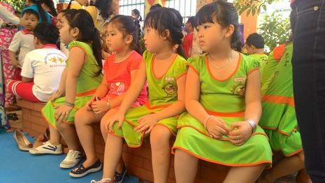 Lần đầu tiên tổ chức Hội thao dành cho trẻ mầm non 5 tuổi - ảnh 5