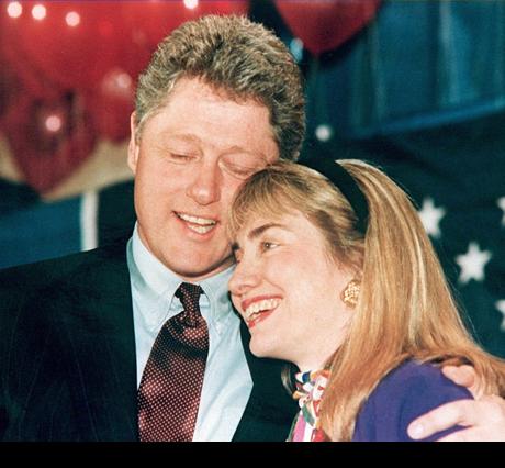 Bà Hillary Clinton trong một buổi vận động tranh cử. (Ảnh: