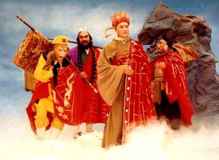 """Hình ảnh trong """"Tây Du Ký"""" (1986)"""