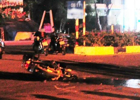 Truy tìm xe tải gây tai nạn chết người rồi bỏ chạy - ảnh 1