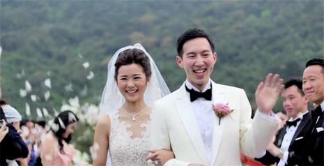 Đám cưới tiền siêu sang của cặp đôi Singapore tại resort Đà Nẵng - ảnh 7