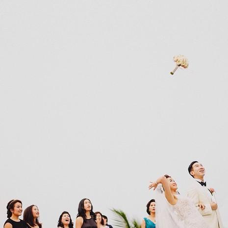 Đám cưới tiền siêu sang của cặp đôi Singapore tại resort Đà Nẵng - ảnh 9