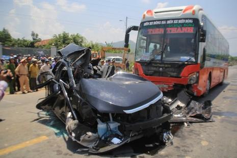 Hiện trường vụ tai nạn thảm khốc ở Đà Nẵng - ảnh 4
