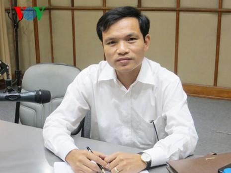 PGS, TS Mai Văn Trinh – Cục trưởng Cục khảo thí và kiểm định chất lượng giáo dục
