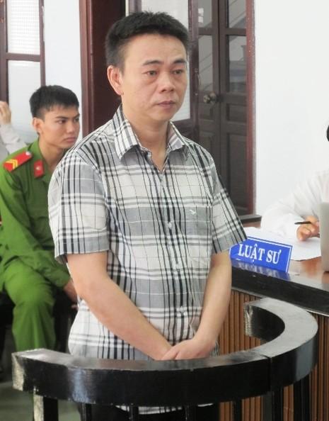 Nhà báo dỏm tống tiền CSGT bị đề nghị 3 -3,5 năm tù - ảnh 1