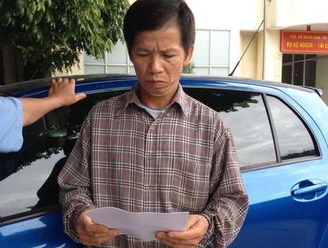Ông Nguyễn Thanh Chấn đồng ý mức bồi thường 7,2 tỉ đồng  - ảnh 1