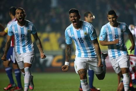 Argentina thắng Paraguay: Nghiền nát đối thủ bằng một sét tennis  - ảnh 2