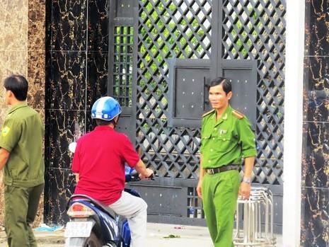 Bộ trưởng Bộ Công an trực tiếp xuống hiện trường vụ thảm sát - ảnh 1