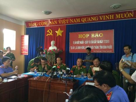 Thảm sát ở Bình Phước: Vì sao bé Na thoát chết? - ảnh 2