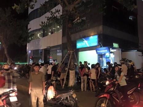 Thang máy khách sạn rơi tự do từ… tầng 6, 5 khách bị thương - ảnh 2