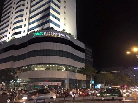 Thang máy khách sạn rơi tự do từ… tầng 6, 5 khách bị thương - ảnh 1