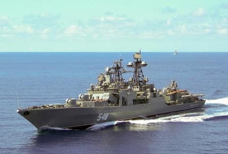 Tàu 'siêu sát thủ săn ngầm' hiện đại nhất của Nga sẽ đến VN  - ảnh 1