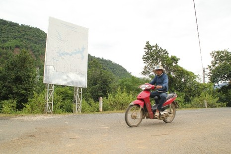 Đà Nẵng đòi lại đường công vụ cho mượn làm đường Hồ Chí Minh - ảnh 1
