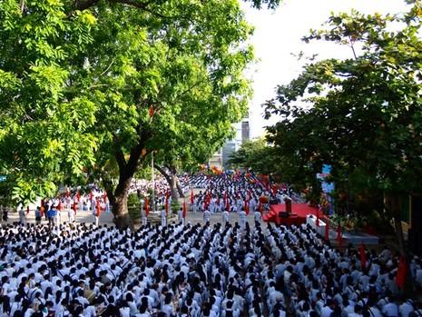 Đà Nẵng: Không tăng học phí năm học 2015-2016 - ảnh 1