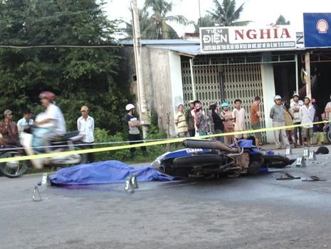 Hai người thiệt mạng lúc gần sáng  - ảnh 1