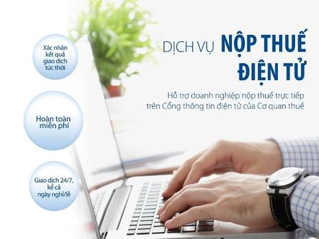 Viet Capital Bank triển khai dịch vụ thu thuế điện tử - ảnh 1