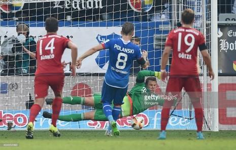 Hoffenheim-Bayern: 'Thoát chết' trong gang tấc - ảnh 4