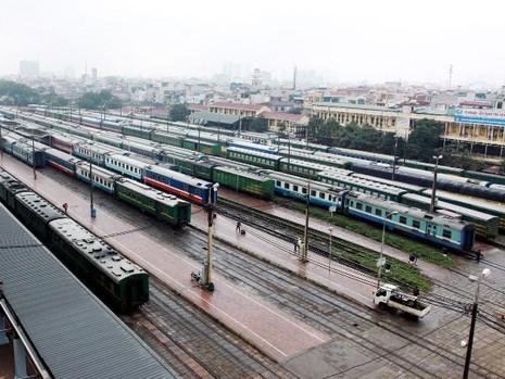 Chính phủ giảm số lượng cấp phó đối với Tổng Công ty đường sắt VN - ảnh 1