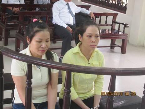 Xét xử 2 'mẹ mìn' vụ mua bán trẻ em chùa Bồ Đề - ảnh 1