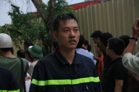Hà Nội: Cháy lớn tại chung cư hàng chục tầng  - ảnh 9