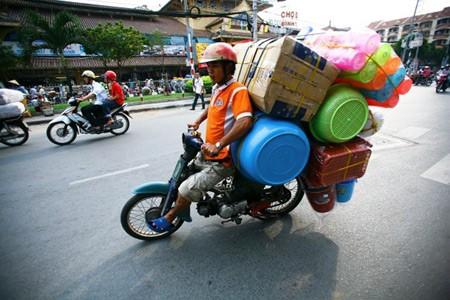 Quy định mới về xếp hàng hóa trên phương tiện giao thông đường bộ - ảnh 1