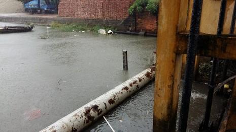 Hệ thống thoát nước khủng giúp nội thành Hải Phòng thoát ngập nhanh - ảnh 1