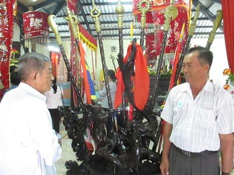Tưng bừng lễ mừng công ngư dân Cần Giờ - ảnh 2