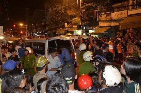 Thiếu niên 15 tuổi giết nghệ sĩ Đỗ Linh bị truy tố 2 tội - ảnh 2