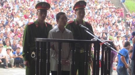 Bị cáo giết 4 người ở Yên Bái lãnh án tử hình - ảnh 1