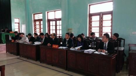Đang xét xử trùm ma túy Tàng keangnam và đồng bọn - ảnh 4