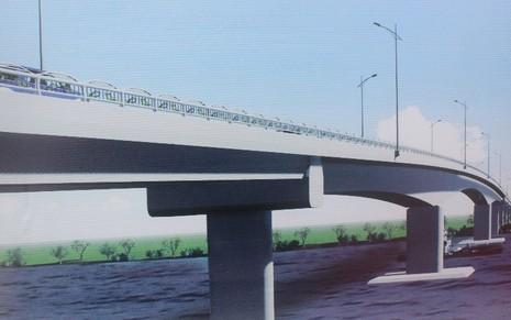 An Giang: Xây dựng cầu Châu Đốc thay thế phà Châu Giang - ảnh 1