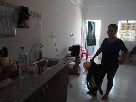 Cháy hàng chung cư mini cho thuê giá 1,5 triệu đồng - ảnh 9