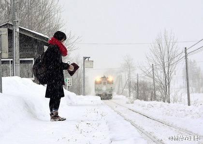 Nhật: Một đường tàu ba năm chỉ phục vụ một hành khách duy nhất - ảnh 2