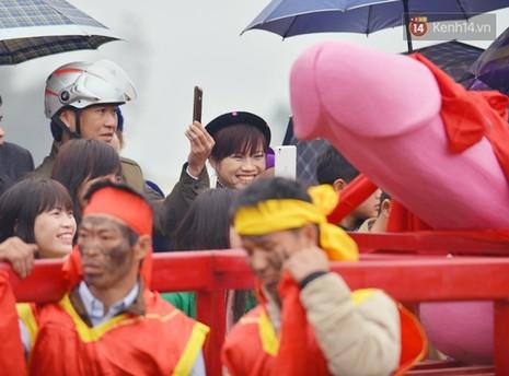 Lễ hội rước của quý độc nhất vô nhị ở Lạng Sơn - Ảnh 11.