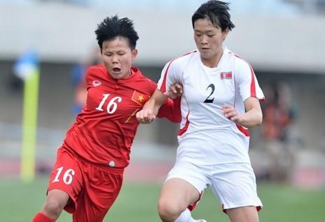 Olympic Rio khu vực châu Á: Tuyển nữ thua Triều Tiên 0-1 - ảnh 1