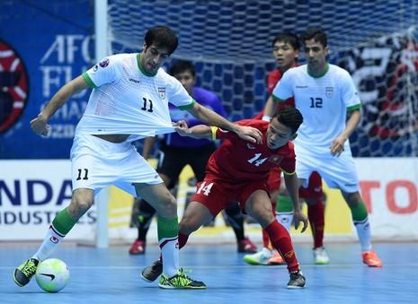 Futsal Việt Nam không muốn làm đội lót đường ở World Cup - ảnh 1