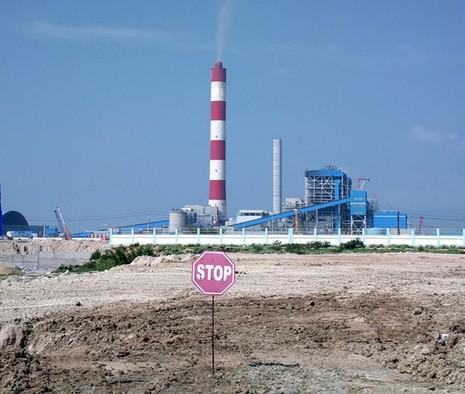 Đề nghị xem xét đánh giá tác động bãi xỉ nhiệt điện Vĩnh Tân  - ảnh 1