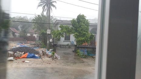 Quảng Ninh: Lốc xoáy bất ngờ tại đảo Minh Châu - ảnh 3