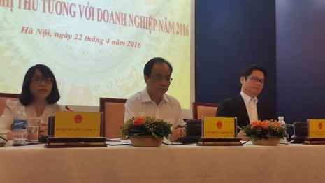 Đổi mới tại Hội nghị Thủ tướng với cộng đồng doanh nghiệp - ảnh 1