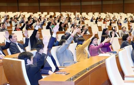 Một ứng viên đại biểu Quốc hội tại Hà Nội xin rút - ảnh 1