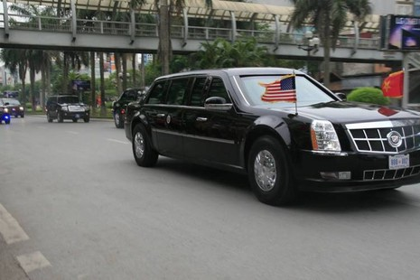 Tổng thống Obama công bố gỡ bỏ cấm vận vũ khí đối với Việt Nam  - ảnh 19