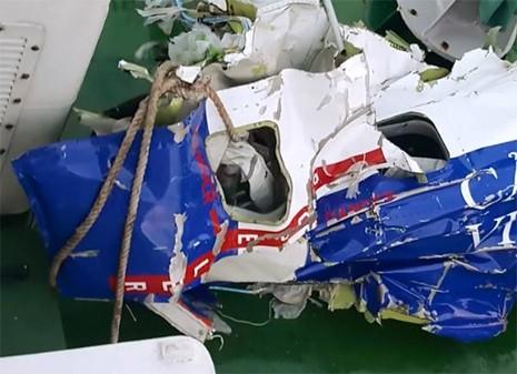 Thông tin cập nhật mới nhất về việc tìm kiếm cứu nạn CASA 212 - ảnh 7