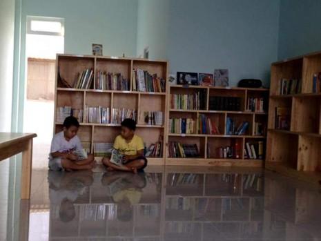 Thư viện sách miễn phí của một người mẹ trẻ - ảnh 4