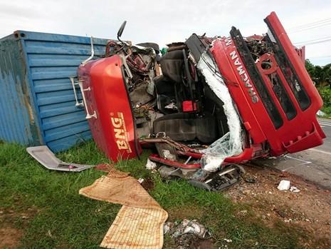 Lại tai nạn nghiêm trọng trên 'cung đường tử thần', 3 người chết - ảnh 3