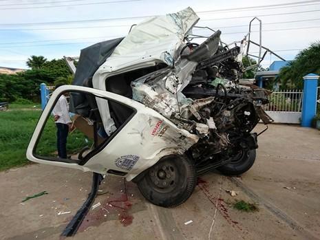 Lại tai nạn nghiêm trọng trên 'cung đường tử thần', 3 người chết - ảnh 4
