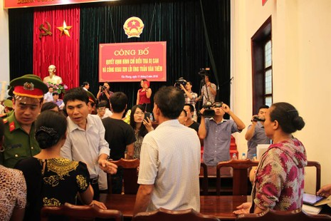 Công khai xin lỗi tử tù 43 năm Trần Văn Thêm - ảnh 12