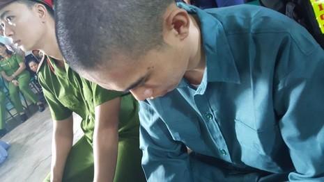 Hung thủ bắt cóc, giết hại bé trai 11 tuổi lãnh án tử hình - ảnh 11