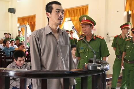 Đỗ Thanh Sơn nghe tòa tuyên án