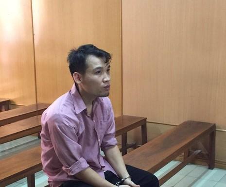 Nguyễn Duy Tân tại tòa
