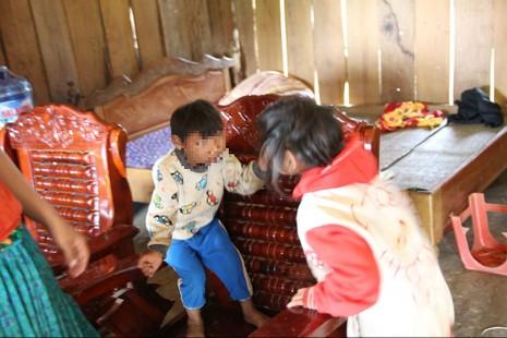 Hai trường hợp bị đầu nhỏ mới phát hiện tại xã Ea Đăh, huyện Krông Năng